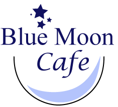 Blue Moon Cafe Logo